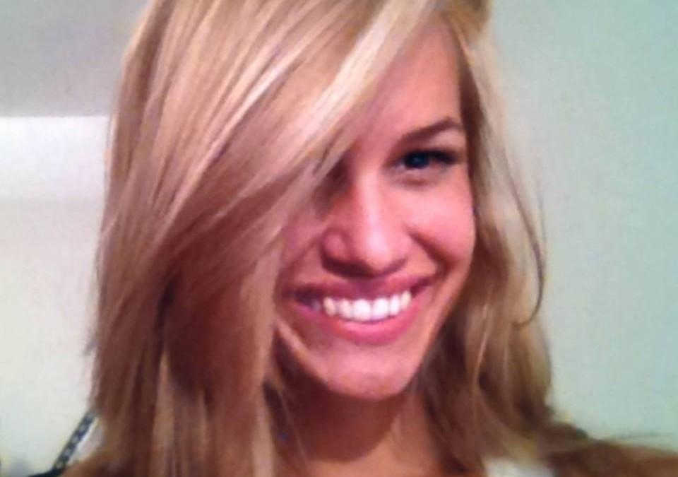 Sanja blonde